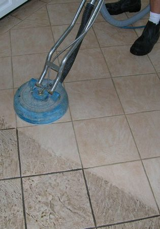 residential tile and grout cleaning eugene